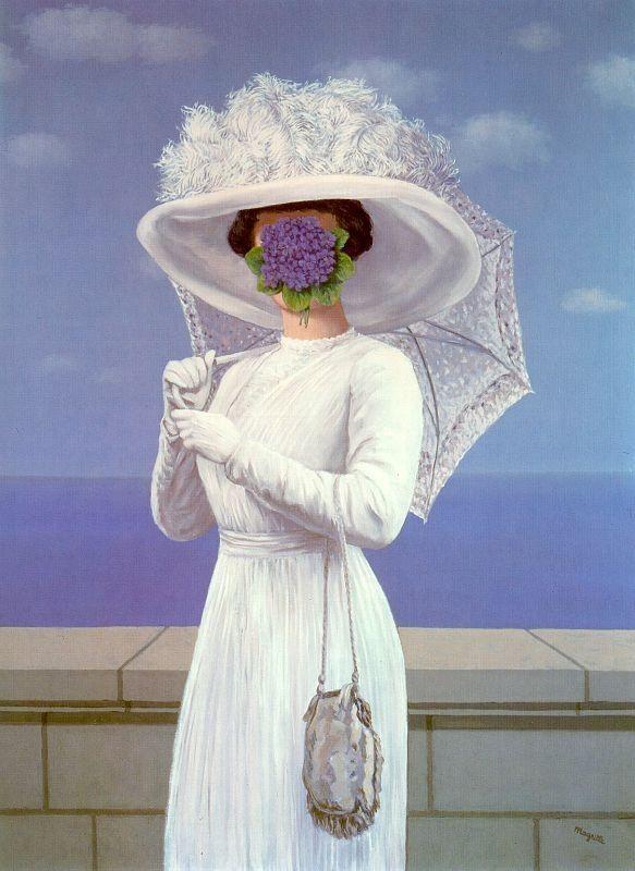 peintre surrealisme rene magritte