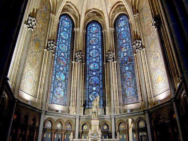 Lille cathedrale notre dame de la treille centerblog - Lille notre dame de la treille ...