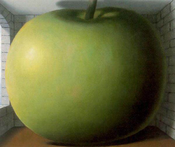 Rene magritte peintre du mouvement surrealiste for Chambre d ecoute