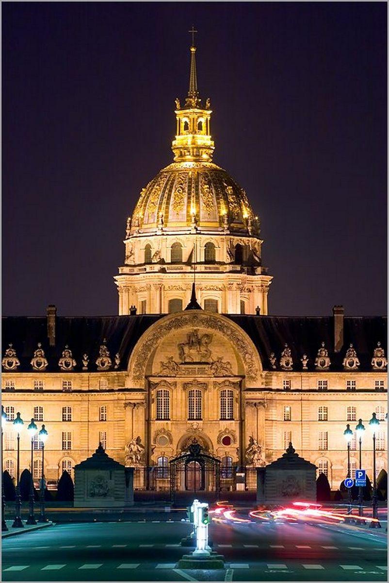 75 paris hotel des invalides for Hotel paris 75